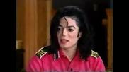 Майкъл Джексън интервю пред Опра Уинфри [1993] Част 5
