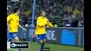 world cup Бразилия 3:0 Чили 2010