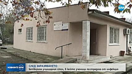 СЛЕД ЗАРАЗЯВАНЕТО: Затвориха училищния стол, в който ученици пострадаха от инфекция