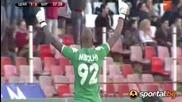 Цска 1-0 Берое | Уникалният гол на Карачанаков и куп пропуски