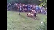 народни борби в село Лозен 2008