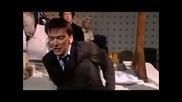 The Unicorn and the Wasp - Harvey Wallbanger Detox scene xd