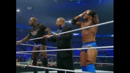 Primo vs Darren Young ( Wwe Smackdown 13.7.12 )