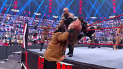 Over-The-Top-Rope Battle Royal – Winner is added to Last Chance Triple Threat Match: Raw, June 28, 2021