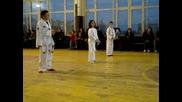 Таекуондо клуб Херея - изпит за техническа степен