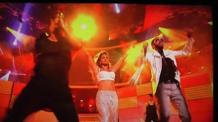 Wisin y Yandel Feat. Jennifer Lopez - Follow The Leader (live American Idol)
