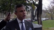 Serbia: Austrian FPO presidential candidate Hofer meets with Pres. Nikolic