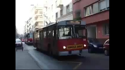 Ikarus buses in the world 60 (парад на тролей)