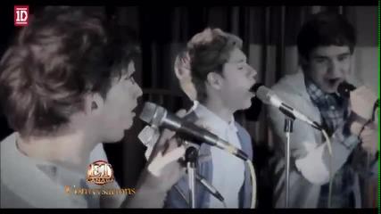 One Direction - Специално за Et Canada