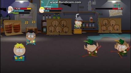 South park igra za zabavlenia:ne kak da pravq misii
