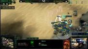 Финал на Starcraft 2 турнир: Gaminggear Sc2 Challenge 1 - Afk Tv Еп. 22 част 5.1