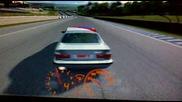 Lfs Bmw E34 540i turbo drift