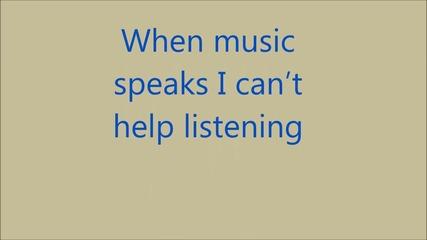 Alex & Co. - Music Speaks - Текст и субтитри
