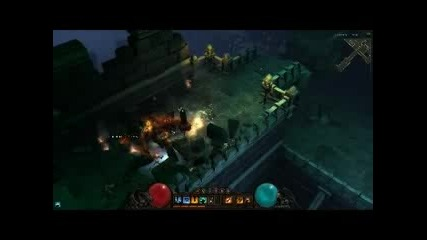 Diablo 3 Gameplay Trailer Part 1