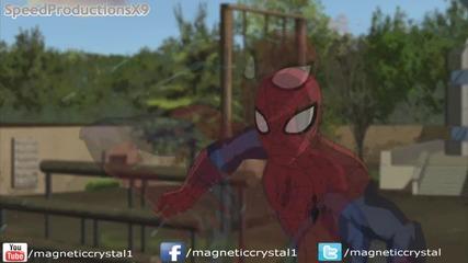 Ultimate Spiderman S2e15 Ultimate Deadpool