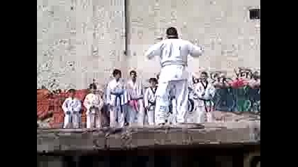 Taekwon - do demonstration 3