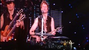 Bon Jovi Live in Bucharest- Wanted Dead Or Alive 10 July 2011, Piata Constitutiei Romania