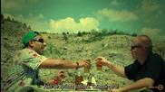 100 Кила & Големия - Пияната тояга [ Official Hd Video] 2014
