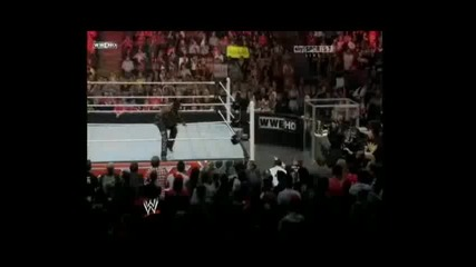 R- Truth vs. John Morrison - №1 Contender for Wwe Championship, Wwe Raw 18.04.11