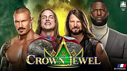 WWE Now en Français: Aperçu de WWE Crown Jewel
