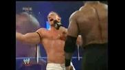 Bobby Lashley vs. Sylvan - Wwe Smackdown 02.12.2005