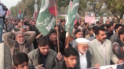 Pakistan: Hundreds march in Islamabad to denounce Sheikh Nimr's execution