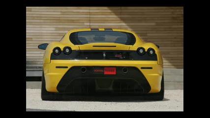 Novitec Rosso Ferrari 430 Scuderia
