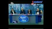 Фънки - Да Вземеш Да Си Смениш Роклицата И Обувките - Music Idol 3