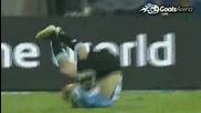 Аржентина съсече Бразилия с гол на Меси в продължението