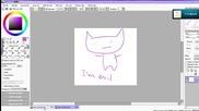 Skype Adventures с Кати и Мони №2: Лулу-то! :0