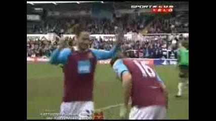 West Ham United Season 2008 - 2009