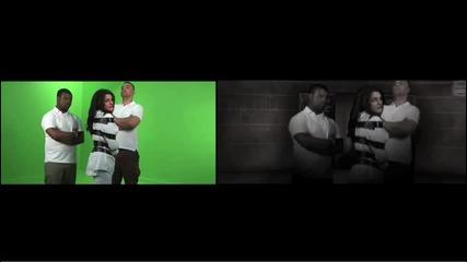 X1x Film Green Screen Compositing