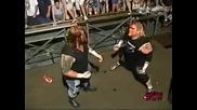 Ecw Hardcore Tv - Топките Махони и Спайк Дъдли срещу Нюл Джак и Аксел Ротьн(1999)