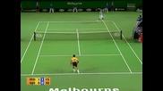 Australian Open 2007 - Федерер - Джокович