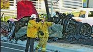 Звездата от Бързи и Яростни - Пол Уолкър загина в тежка катастрофа 11 30 2013г