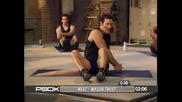 Як за 90 дни, Коремни мускули - 2 от 2