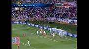 23.06.2010 Словения - Англия 0:1 Всички голове и положения - Мондиал 2010 Юар