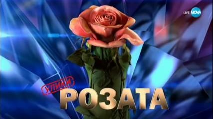 Розата изпълнява Who Wants To Live Forever на QUEEN | Маскираният певец