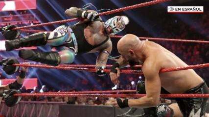 Top 10 Mejores Momentos de Raw En Español: WWE Top 10, Dec 2, 2019