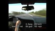 Така се прави с Bmw E31 (303 km/h)
