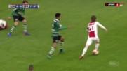 Играч на Аякс наруши феърплея с подла постъпка