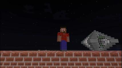 Minecraft - Shawn Michaels Parody