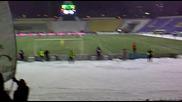 Левски - Спортинг Лисабон 1:0 (сектор Б) Какво е небето?