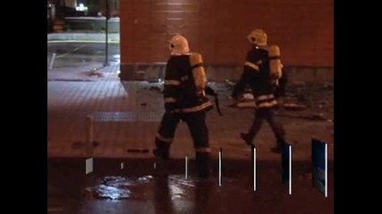 Късо съединение е най-вероятната причина за пожара в мола на