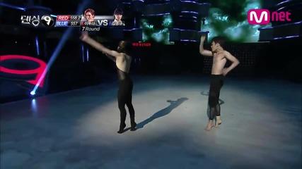 이루다 김명규 시즌1 E-v-o-l-v-e 댄싱9 시즌3 1화