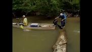 Риболовът понякога е опасен