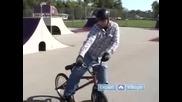 Bmx Bike Tricks amp Jumps How to Do an Ice Pick Bmx - Tricks
