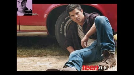 New ! Taylor Lautner – Секси Фотосесия за Teen Vogue !!!