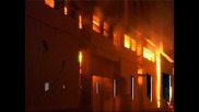 Пожар във фабрика в Пакистан