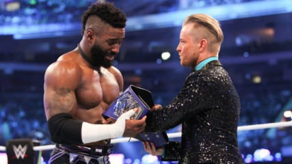 Cedric Alexander wins the WWE Cruiserweight Championship